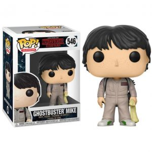 Funko Pop! Ghostbuster Mike (Stranger Things)