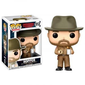 Funko Pop! Hopper (Stranger Things)
