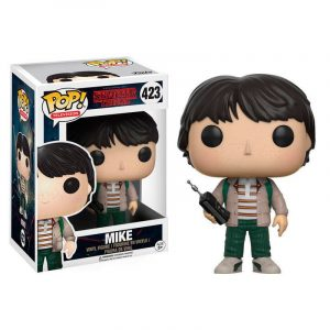 Funko Pop! Mike (Con Walkie Talkie) (Stranger Things)