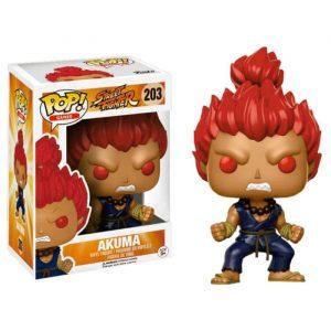 Funko Pop! Street Fighter Akuma Exclusivo