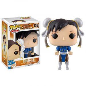 Funko Pop! Street Fighter Chun-Li