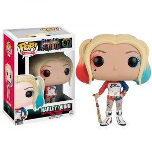 Funko Pop! Harley Quinn (Escuadrón Suicida)