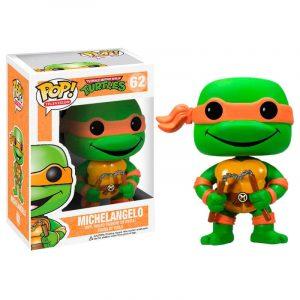 Funko Pop! TMNT Teenage Mutant Tortugas Ninja Michelangelo