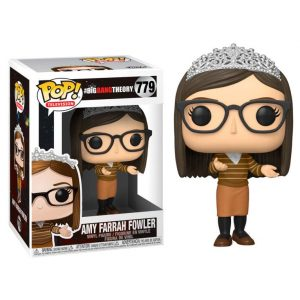 Funko Pop! Amy Farrah Fowler [The Big Bang Theory]