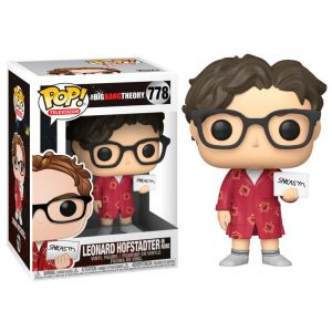 Funko Pop! Leonard Hofstadter [The Big Bang Theory]