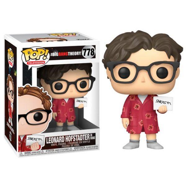 Figura POP The Big Bang Theory Leonard serie 2