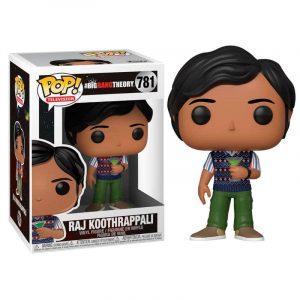 Funko Pop! Raj Koothrappali (The Big Bang Theory)