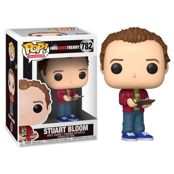 Figura POP The Big Bang Theory Stuart serie 2