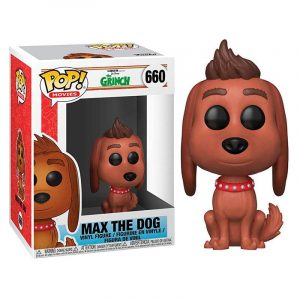 Funko Pop! Max the Dog [El Grinch]