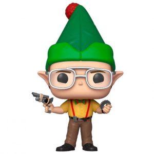 Funko Pop! Dwight (Como Elfo) [The Office]