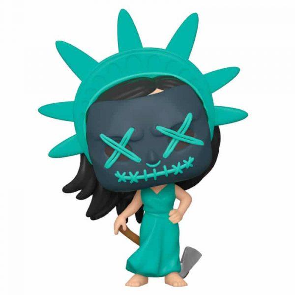 Figura POP The Purge Election Year Lady Liberty