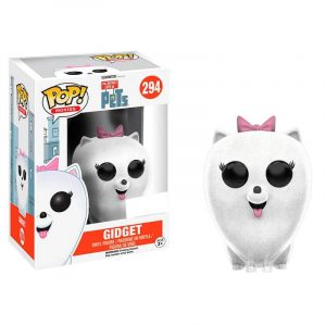Funko Pop! Gidget Flocked Exclusivo [Mascotas]