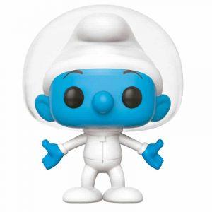 Funko Pop! Los Pitufos Astro Smurf