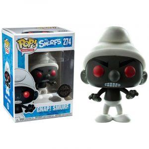 Funko Pop! Black Smurf [Los Pitufos] Exclusivo