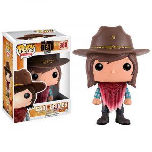 Funko Pop! Carl Grimes (Poncho) (The Walking Dead)