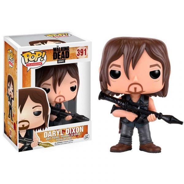 Figura POP The Walking Dead Daryl Dixon