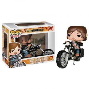 Funko Pop! Daryl Dixon's Chopper (The Walking Dead)