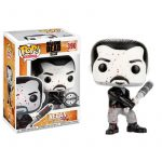Funko Pop! Negan (Blanco y Negro) [The Walking Dead] Exclusivo