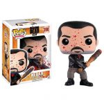 Funko Pop! Negan (Ensangrentado) [The Walking Dead] Exclusivo