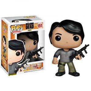 Funko Pop! Prison Glenn Rhee [The Walking Dead]