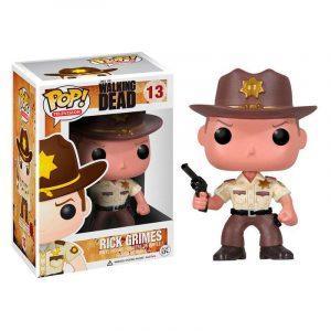Funko Pop! Rick Grimes (Con sombrero) [The Walking Dead]