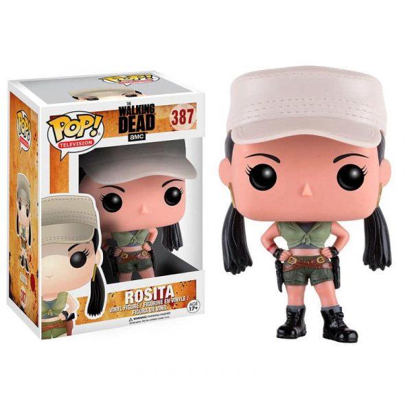 Figura POP The Walking Dead Rosita