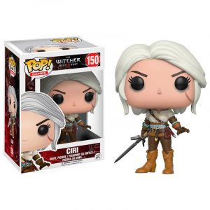 Funko Pop! Ciri [The Witcher]