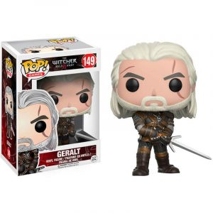 Funko Pop! Geralt [The Witcher]
