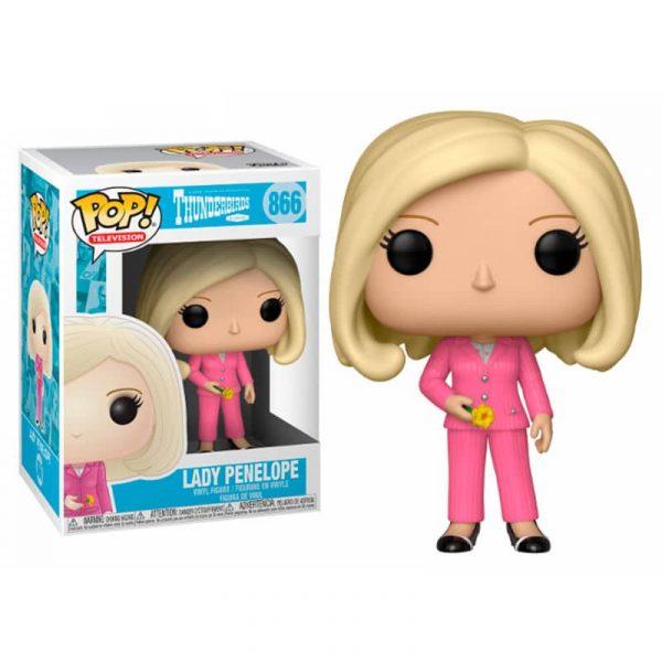 Figura POP Thunderbirds Lady Penelope