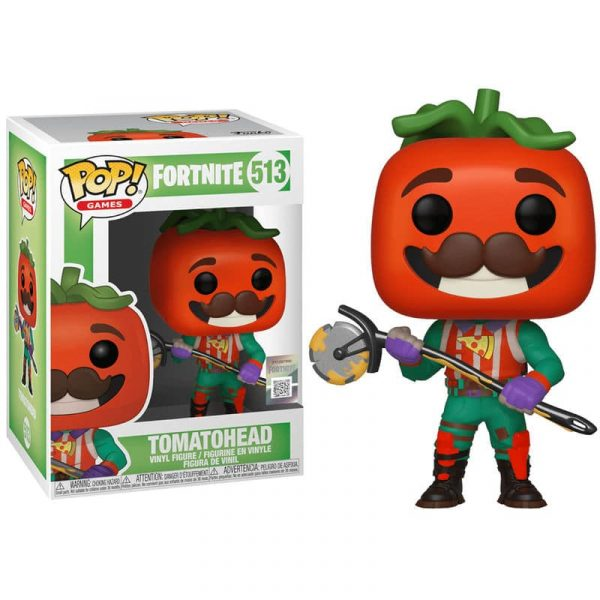 Figura POP TomatoHead Fortnite