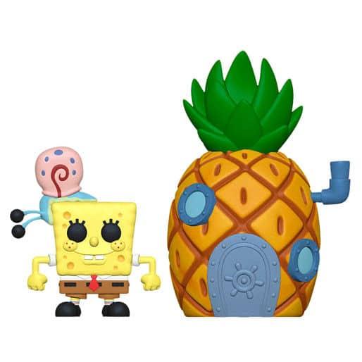 Figura POP Town Spongebob with Pineapple