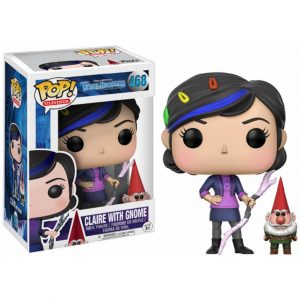 Funko Pop! Trollhunters Claire with gnome