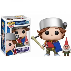 Funko Pop! Trollhunters Toby armored with gnome Exclusivo