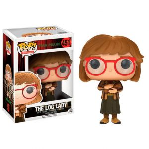 Funko Pop! Twin Peaks The Log Lady