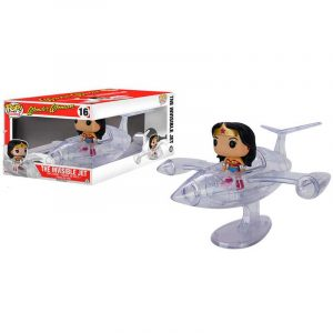 Funko Pop! El Avión invisible (18cm) [Wonder Woman]