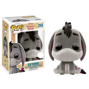 Funko Pop! Eeyore Flocked [Winnie the Pooh]