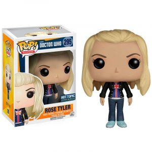Funko Pop! Rose Tyler [Doctor Who] Exclusivo