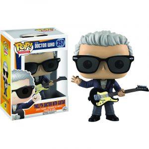 Funko Pop! Twelfth Doctor (Con Guitarra) (Doctor Who)