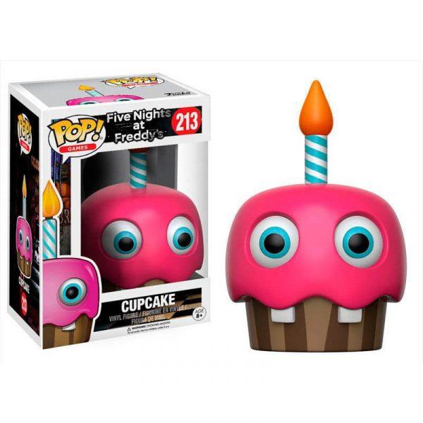 Figura POP! Vinyl Five Nights At Freddy's Cupcake