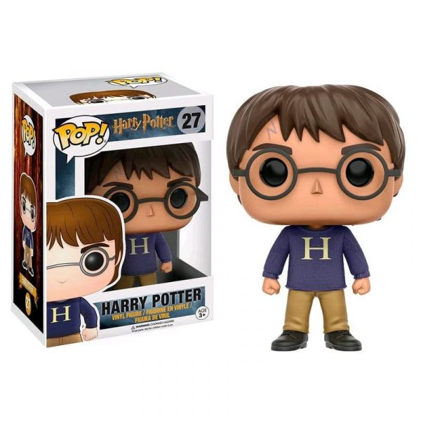 Figura POP! Vinyl Harry Potter Sweater Limited