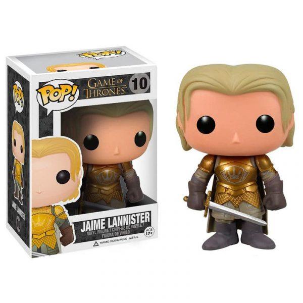 Figura POP Vinyl Jaime Lannister Juego de Tronos