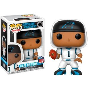 Funko Pop! NFL Carolina Panthers Cam Newton