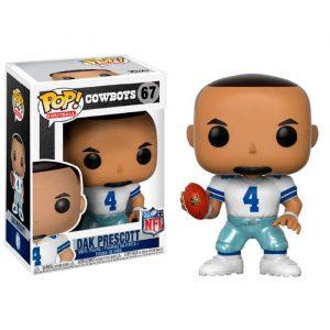 Funko Pop! NFL Cowboys Dak Prescott