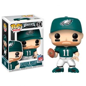 Funko Pop! NFL Eagles Carson Wentz