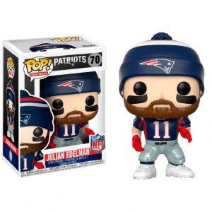 Funko Pop! NFL Patriots Julian Edelman