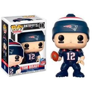 Funko Pop! NFL Patriots Tom Brady