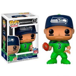 Funko Pop! NFL Seahawks Russell Wilson