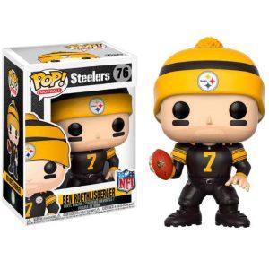 Funko Pop! NFL Steelers Ben Roethlisberger