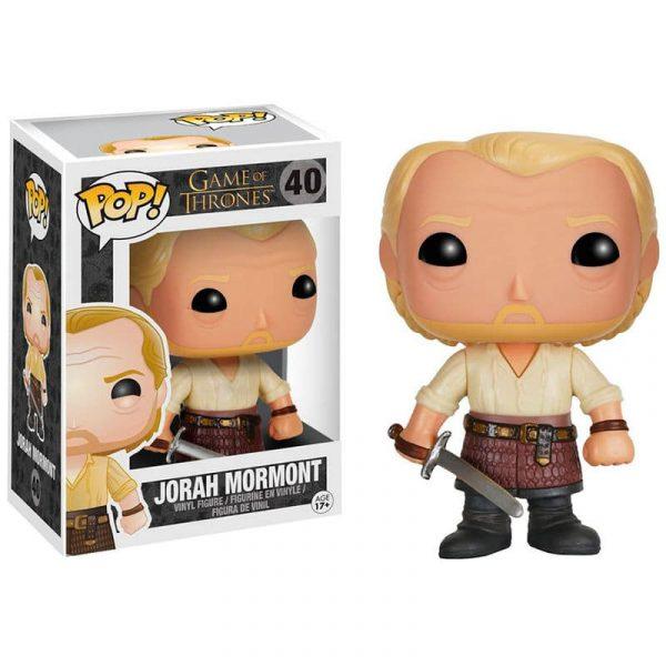 Figura POP Vinyl Ser Jorah Mormont Juego de Tronos