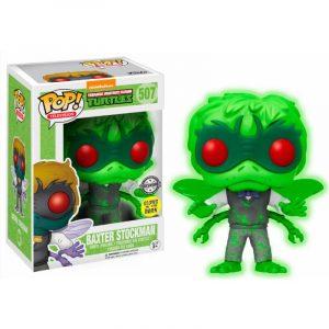 Funko Pop! Teenage Mutant Tortugas Ninja TMNT Baxter Stockman Limited